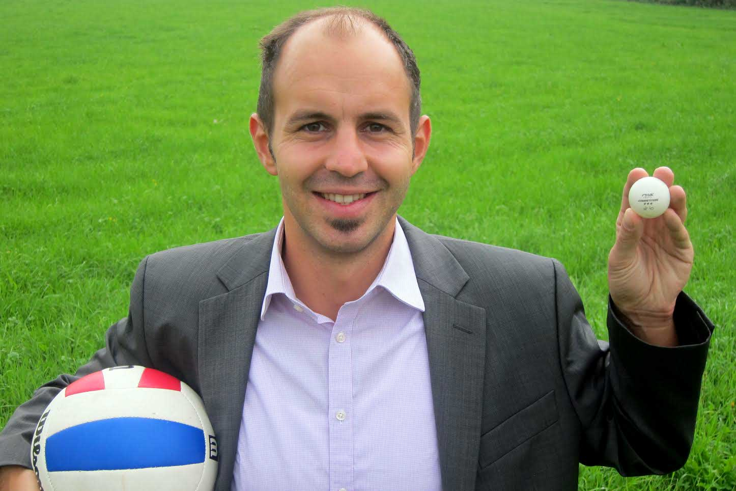 Sportlicher Experte Profilfoto